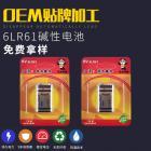 无汞环保碱性干电池