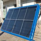 太陽能熱風供暖系統