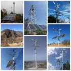 風光互補離網森林防火視頻監控供電解決方案
