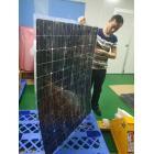 可弯曲太阳能电池板