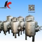 导流型浮动盘管式半容积换热器