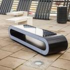 太阳能充电智能椅