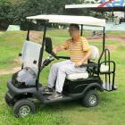小型老人四輪代步車