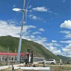 水輪永磁發電機直流風力發電機