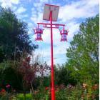 光伏板路燈新農村景觀燈